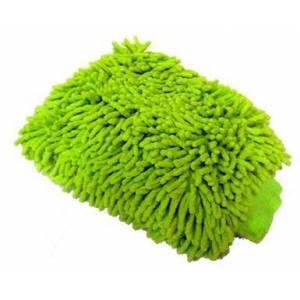 Guante de micro-fibras Chenille Microfiber Wash Mitt