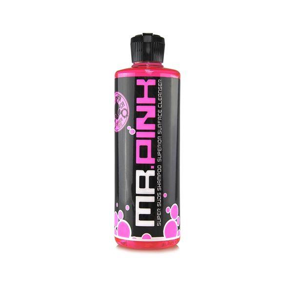mr pink super suds shampoo tienda auto impecable. Black Bedroom Furniture Sets. Home Design Ideas