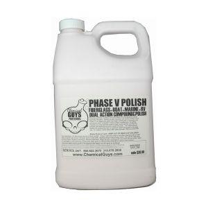 Phase V - Fiberglass Polish