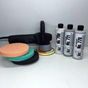 Kit de pulido básico