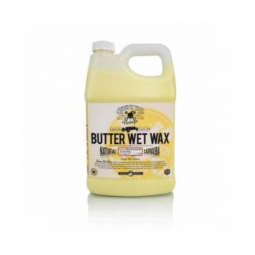 VINTAGE Butter Wet Wax