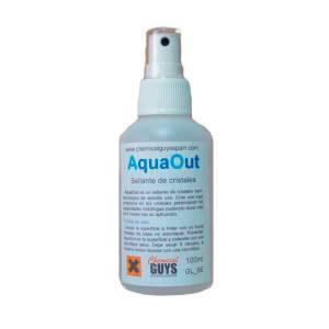 AquaOut - Sellante de cristales