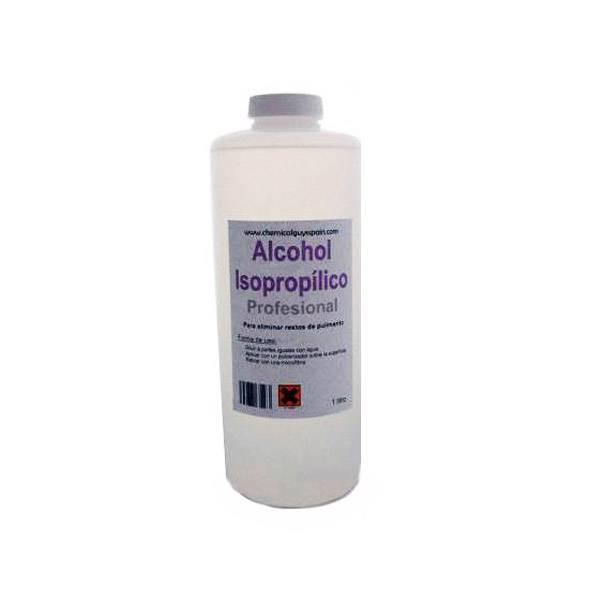 Alcohol isopropilico ipa limpieza pintura coche - Alcohol de limpieza para que sirve ...