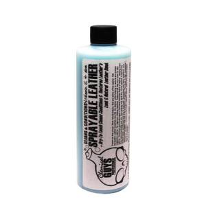 Liquid Leather Cleaner & Conditioner - Limpiador y Acondicionador Cuero