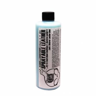 Liquid Leather Cleaner & Conditioner - Limpiador y Acondicionador Cuero