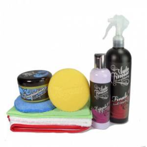 KIT COLORES OSCUROS AUTOFINESSE