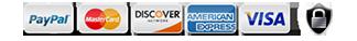 Pago seguro con TPV Virtual: Visa, MasterCard
